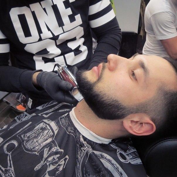 моделирование бороды онлайн
